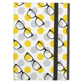 Hipster Glasses iPad Air Case