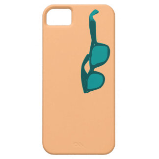 Hipster Glasses iPhone 5 Case