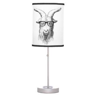 Hipster Goat Desk Lamp