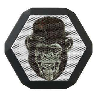 Hipster Gorilla Black Bluetooth Speaker
