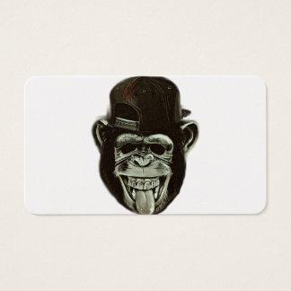 Hipster Gorilla Business Card