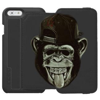 Hipster Gorilla iPhone 6/6s Wallet Case