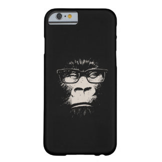 Hipster Gorilla With Glasses iPhone 6 Case