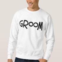 Hipster Groom Sweatshirt