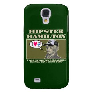 Hipster Hamilton Samsung S4 Case