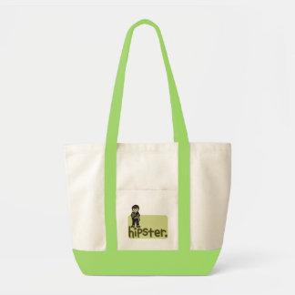 hipster handbag. tote bag