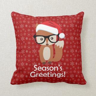 Fox Glasses Pillows - Decorative & Throw Pillows Zazzle