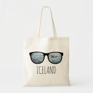 Hipster Iceland Tote Bag