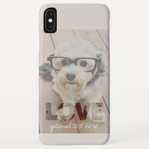 Hipster Instagram Photo Art - Love Color Overlay Phone Case