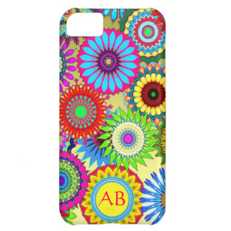 hipster kaleidoscope neon colorful iphone case iPhone 5C covers