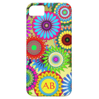hipster kaleidoscope neon colorful iphone case iPhone 5 cover