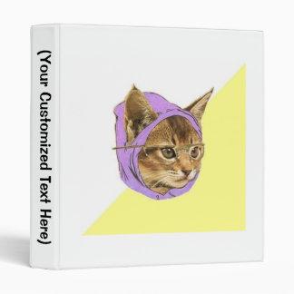 Hipster Kitty Cat Advice Animal Meme Binder