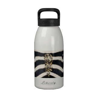 Hipster leopard dreamcatcher girly zebra stripes reusable water bottles