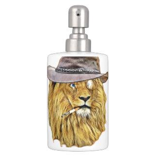 Hipster Lion Animal Bathroom Set. Lion King Bath Sets   Zazzle