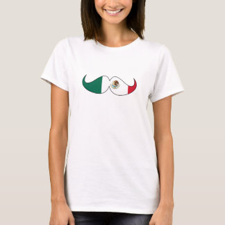 Hipster: Mexico F T-Shirt