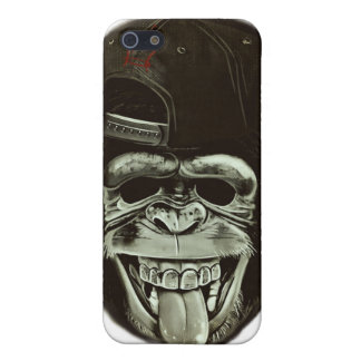 Hipster Monkey Cover For iPhone SE/5/5s