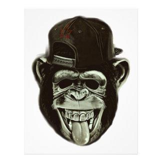 Hipster Monkey Flyer
