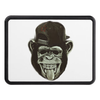 Hipster Monkey Hitch Cover