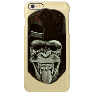 Hipster Monkey Incipio Feather® Shine iPhone 6 Plus Case