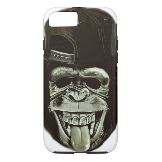 Hipster Monkey iPhone 7 Case