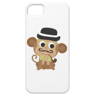 Hipster Monkey iPhone SE/5/5s Case