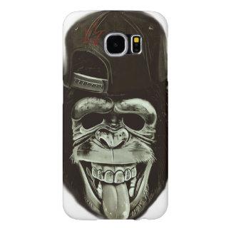 Hipster Monkey Samsung Galaxy S6 Case
