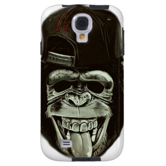 Hipster Monkey Style Galaxy S4 Case
