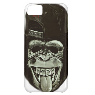 Hipster Monkey Style iPhone 5C Case
