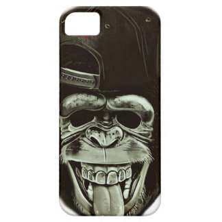 Hipster Monkey Style iPhone SE/5/5s Case
