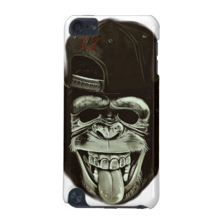 Hipster Monkey Style iPod Touch (5th Generation) Case