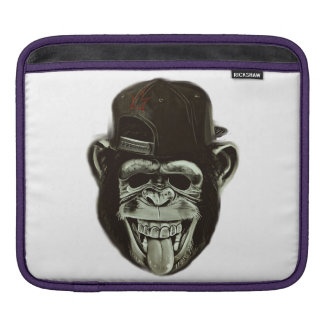 Hipster Monkey Style Sleeves For iPads