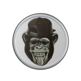 Hipster Monkey Style Speaker
