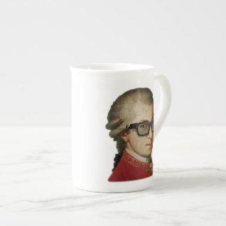 Hipster Mozart Tea Cup