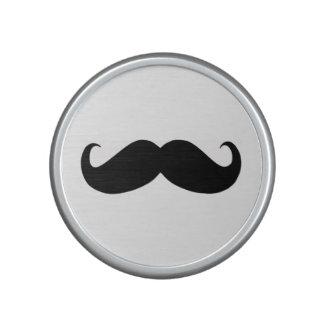 Hipster Mustache Bumpster Speaker