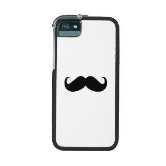 Hipster Mustache Graft iPhone 5/5S Case