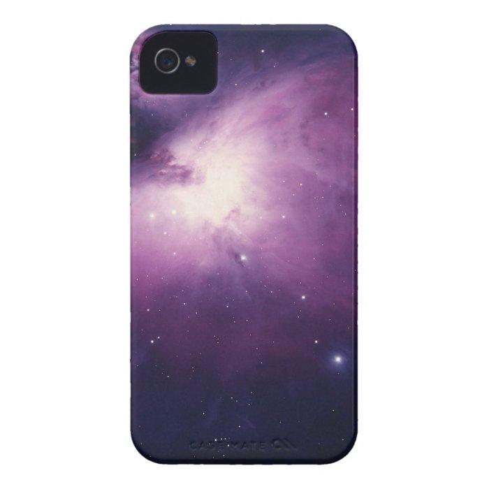 hipster Nebula iPhone 4 Case