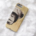 Hipster Nerdy Chimp in Glasses iPhone 6 Cases iPhone 6 Case