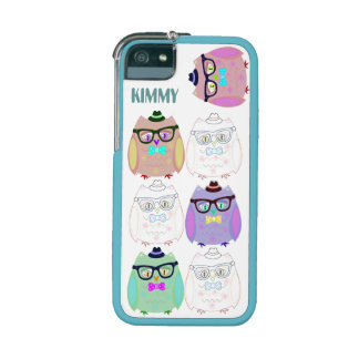 Hipster Owl Concepts iPhone 5 / 5S Case Cover For iPhone 5