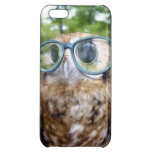 Hipster Owl Phone iPhone 5C Cases