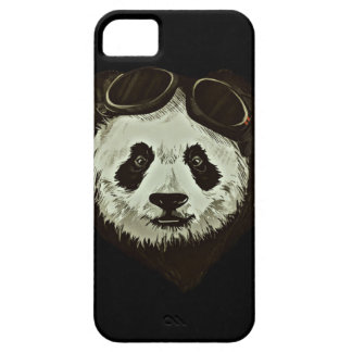 Hipster Panda Style iPhone SE/5/5s Case