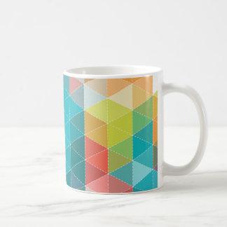 Hipster Pattern Coffee Mug