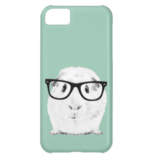 Hipster Pigster Case For iPhone 5C