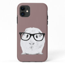 Hipster Pigster iPhone 11 Case