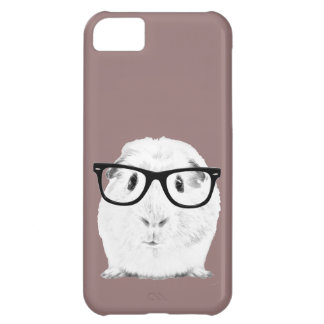 Hipster Pigster iPhone 5C Cover