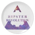 Hipster Revolución Engranaje