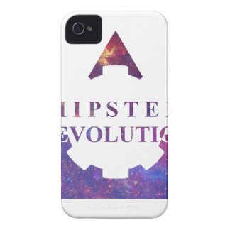 Hipster Revolution GEAR iPhone 4 Cover
