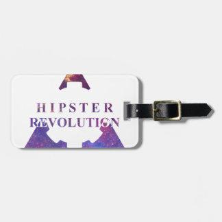 Hipster Revolution GEAR Bag Tag