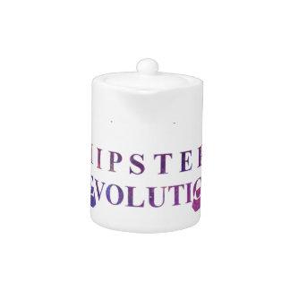 Hipster Revolution GEAR Teapot