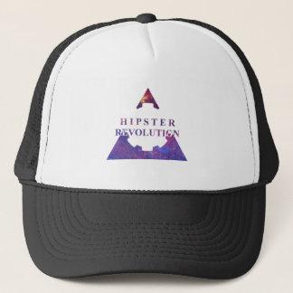 Hipster Revolution GEAR Trucker Hat