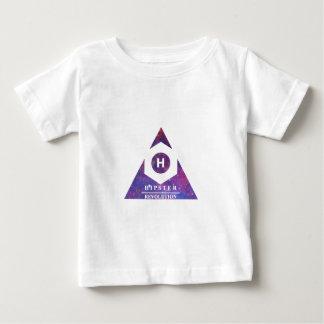 Hipster Revolution H Baby T-Shirt